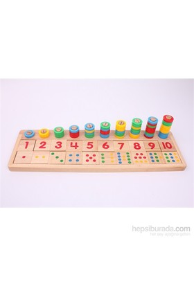 Learning Toys Teaching Logarithm Version