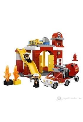 LEGO DUPLO 6168 İtfaiye İstasyonu