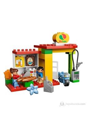 LEGO DUPLO 6171 Benzin İstasyonu