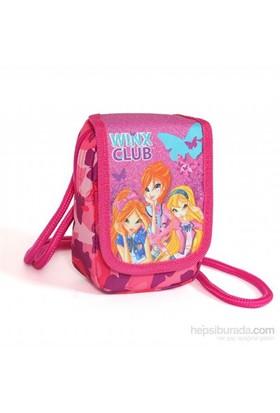 Yaygan Winx Club İpli El Ve Omuz Çantası
