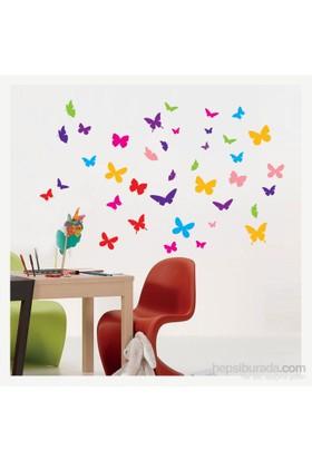 Kelebekler-1 Duvar Sticker