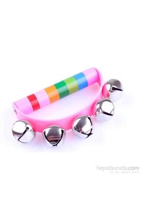 Learning Toys Ahşap Renkli Çıngırak