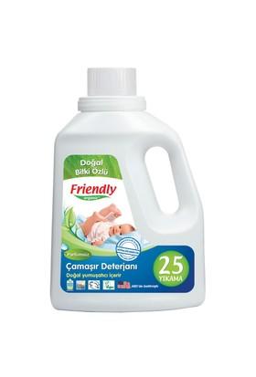 Friendly Organic Parfümsüz Çamaşır Makinesi Deterjanı - 25 Yıkama