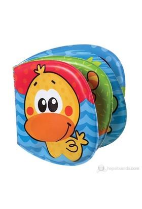 Playgro Mutlu Bahçe Banyo Kitabı