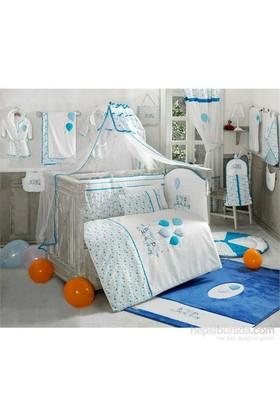 Kidboo Happy Birthday Blue Cibinlik Tül