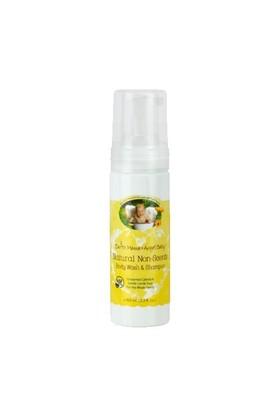 Earth Mama Natural Non-Scents Shampoo & Body Wash 160 Ml (5.3Oz) Kokusuz Şampuan
