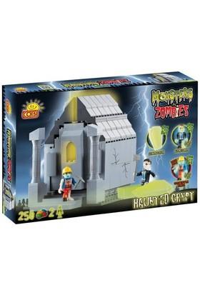 Cobi Canavarlar Zombilere Karşı 250 Parça Lego Seti