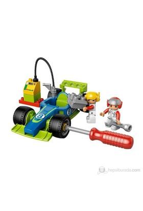 LEGO DUPLO 6143 Yarış Takımı
