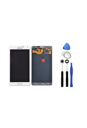 Samsung Galaxy A3 Lcd Ekran Beyaz + Sökme Aparatı