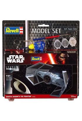 Revell Model Set Sw D Vaders Tıe F 63602