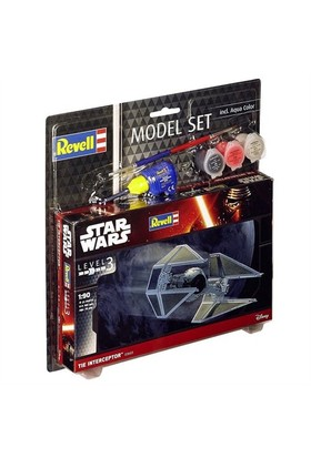 Revell Model Set Sw Tıe Interceptor 63603