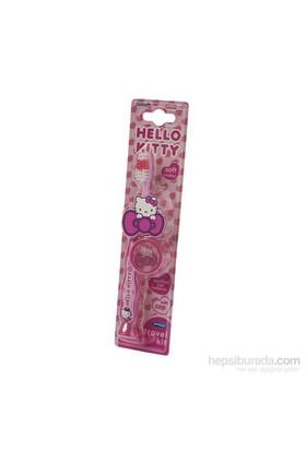 Hello Kitty Kapaklı Diş Fırcası