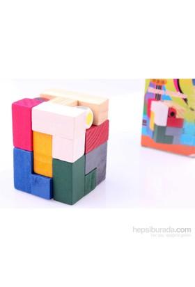 Wooden Toys Zeka Küpü Domino Oyunu