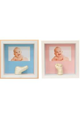 Baby Memory Prints 3D Niş Çerçeve