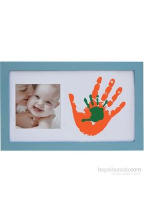 Baby Memory Prints Aile Çerçevesi