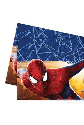 Balon Spider-Man Masa Örtüsü 120X180 Cm