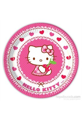 Balon Hello Kitty Hearts Tabak 23 Cm