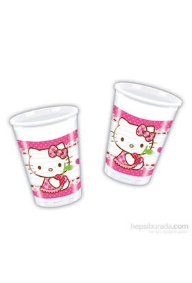 Balon Hello Kitty Hearts Bardak 180-200 Cc