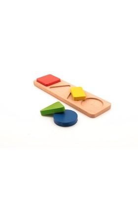 Toyjo Mini Geometrik Puzzle