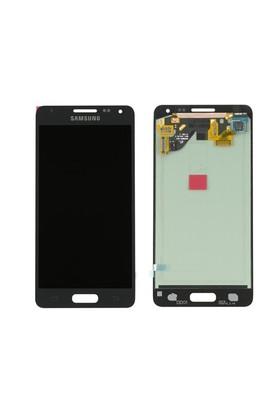 Samsung Galaxy Alpha Lcd Ekran Dokunmatik Panel Siyah