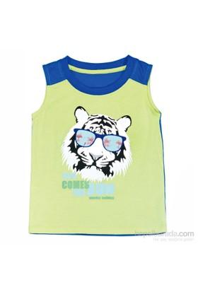 Wonder Kids Desenli Tshirt