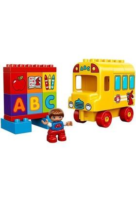 LEGO DUPLO 10603 İlk Otobüsüm