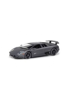 Rmz City Die Cast 1:36 Lamborghini Murcielago Lp670 Sv Matte Black Edition