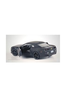 Rmz City Die Cast 1:32 Chevrolet Camaro Matte Black Edition