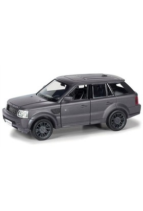 Rmz City Die Cast 1:36 Land Rover Range Rover Sport Matte Black Edition
