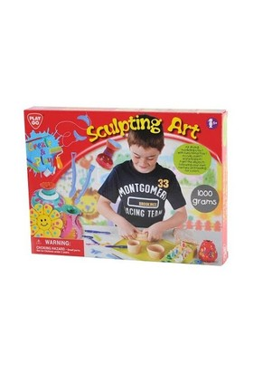 Playgo Hobi Set Çömlek Yapımı