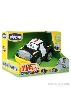 Chicco Turbo Touch Crash Round Truck