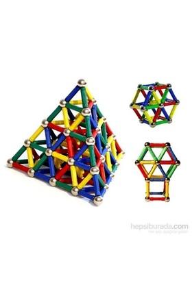 Hepsi Dahice Manyetik Yapı Seti 37 Parça