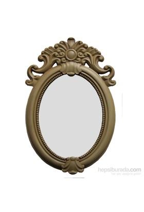 Motifli Ayna 2013-903 Gold