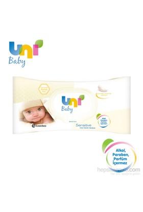 Uni Baby Sensitive Islak Havlu / 56'lı