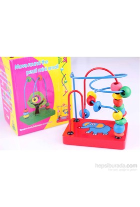 Wooden Toys Move Round The Pearl Mini Small