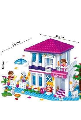 Banbao Küçük Parti Evi / Küçük Bloklar 6105 (425 Parça)