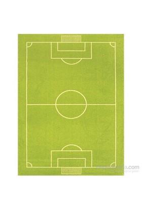 İvi Futbol Sahası Oyun Halısı / 80x150 cm