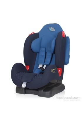 Baby&Plus Premium Storm Plus Oto Koltuğu - Mavi