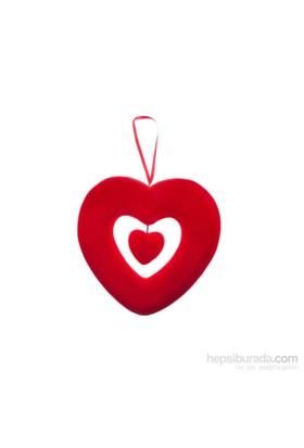 KullanAtMarket İç İçe Kalp Dekor Süs