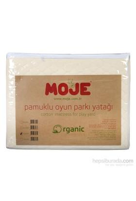 Moje Oyun Parkı Yatağı Micro Organik Pamuk / 70*110*5