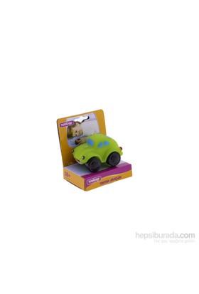 Todizoo Tonton Araçlar Volks Wagen Beatle Yeşil