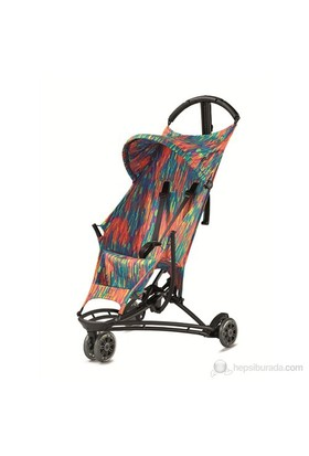 Quinny Yezz 3 Tekerlikli Bebek Arabası / Multicoulered Wave
