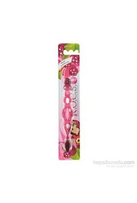 Rocs 3-7 Yaş Çocuk Diş Fırçası Bordo