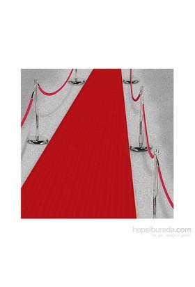 KullanAtMarket Hollywood Yıldızı Kırmızı Halı 1 Adet
