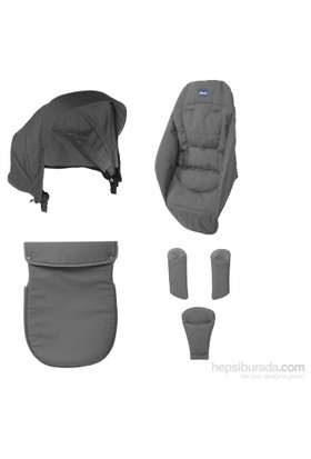 Chicco Urban Bebek Arabası Renk Paketi / Anthracite