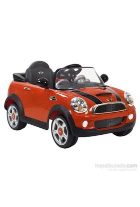 Sunny Baby W446e Mini Cooper 6 V Akülü Araba