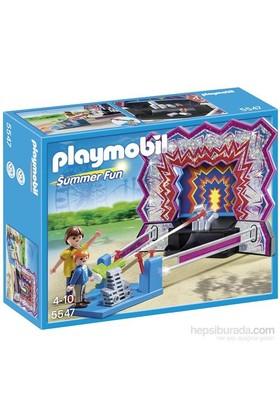 Playmobil Teneke Kutu Vurma Oyunu
