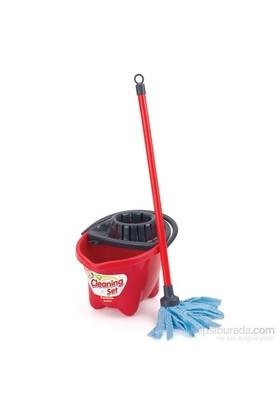 Dolu Kovalı Temizlik Seti