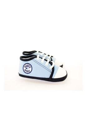 Akyüz Bebe Ayakkabı 319 Mavi 3 No