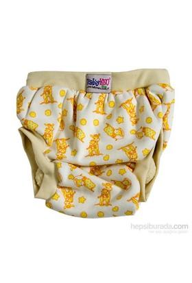 Babyneo Alistirma Külodu Organik Zürafa Desenli No:1